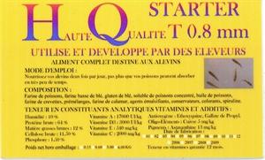 Image de Miettes HQ starter T0,8  150gr