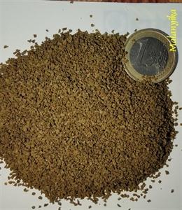 Image de granulés 2mm sp invertebres 60ml